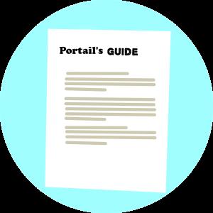 Guide d'utilisation du portail